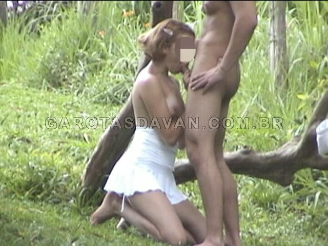 Sexo amador na fazenda